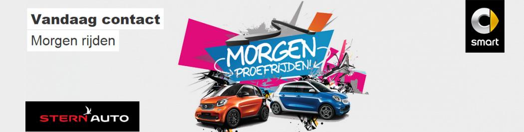 Stern Auto zet Adem in voor smart campagne