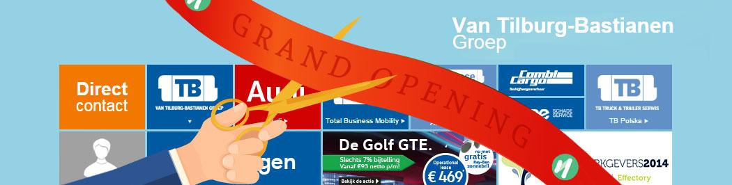 Adem, dé proefritplanner geïntegreerd in Van Tilburg-Bastianen website